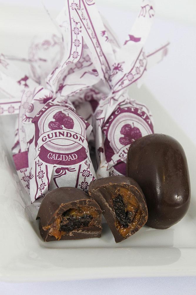 Prune Chocoteja (Chocolate Prune Candy)
