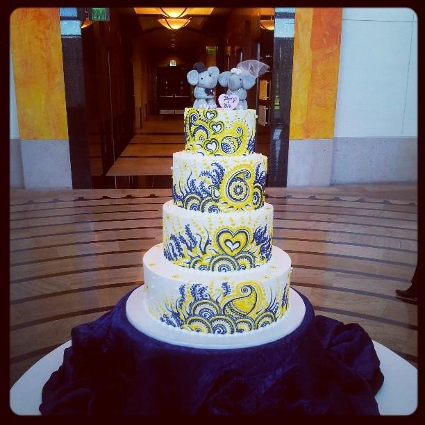 Birthday Cakes Azucar Bakery