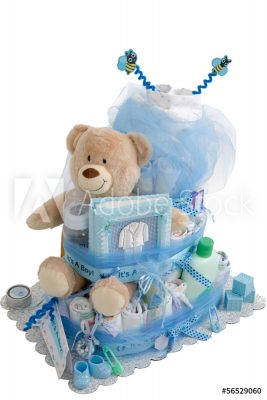 Baby Showers / Christening Cakes