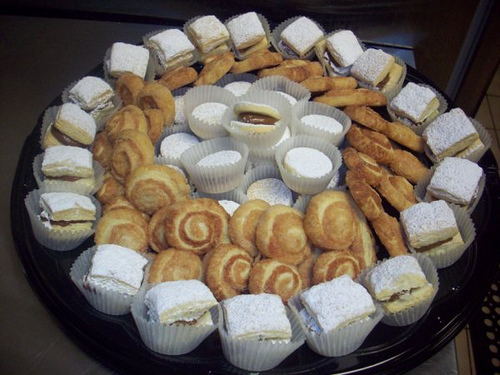 Peruvian Sweet Tray