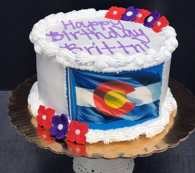 Round Cake