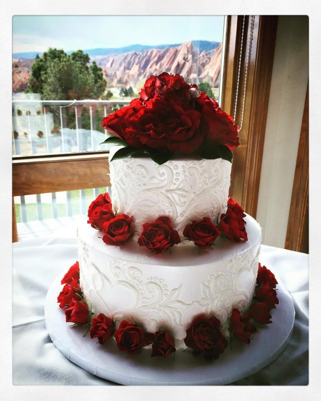 wedding cake tasting denver buttercream wedding cakes azucar bakery 26214