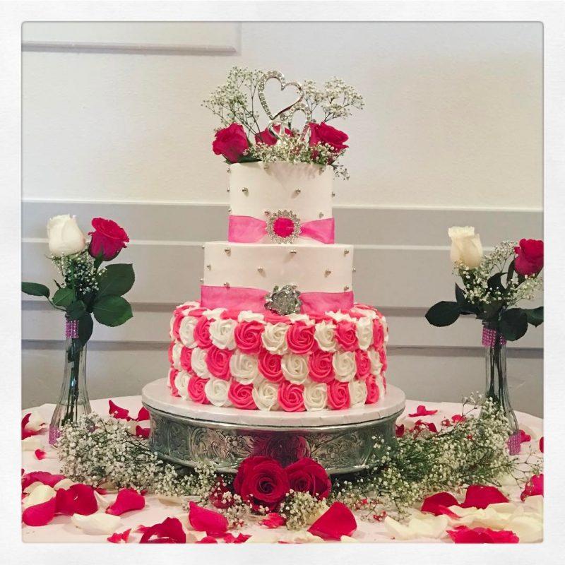 Buttercream Wedding Cakes And Desserts: Buttercream Wedding Cakes