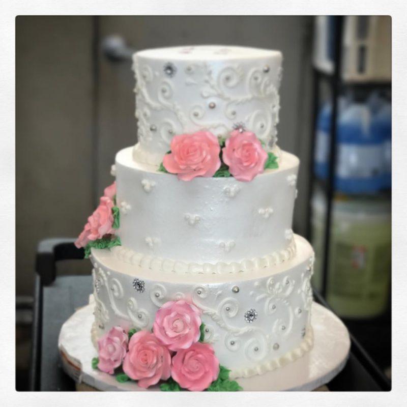 Buttercream Wedding Cakes.Buttercream Wedding Cakes Azucar Bakery
