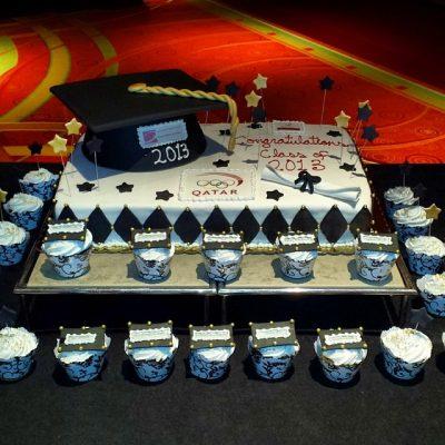 Graduation Cakes Azucar Bakery