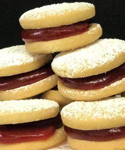 Guava Alfajor Cookies