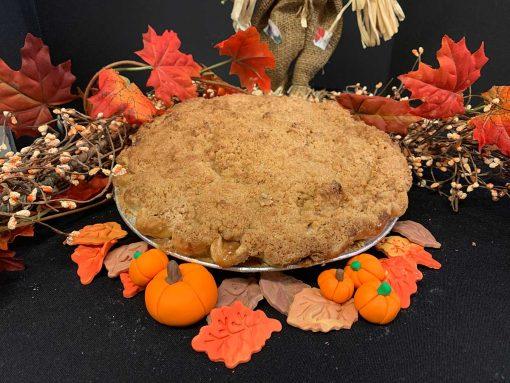 Azucar Apple Crumb Deep Dish Pie