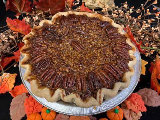 Pecan Deep Dish Pie
