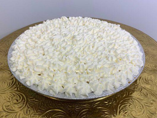key lime deep dish pie